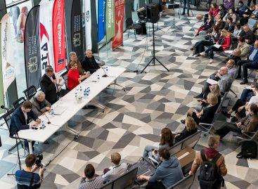 Kauno autobusų stotyje – Pažaislio muzikos festivalio pristatymas