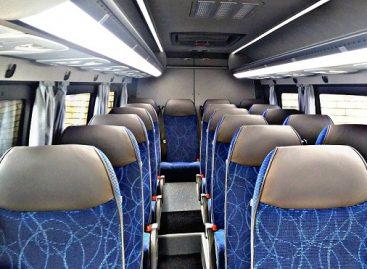 Iš Marijampolės į Palangą važiuojančiuose autobusuose – visi patogumai keleiviams