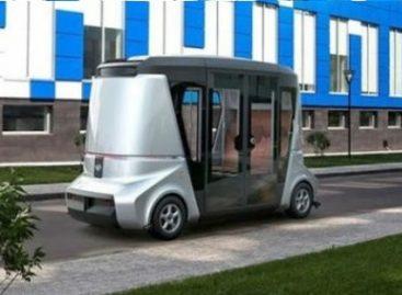 """Kompanija """"Volgabus"""" pagamins savaeigį autobusą dvidešimčiai keleivių"""