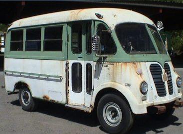 """""""The International Harvester Metro Van"""" – amerikietiškas """"mažylis"""""""