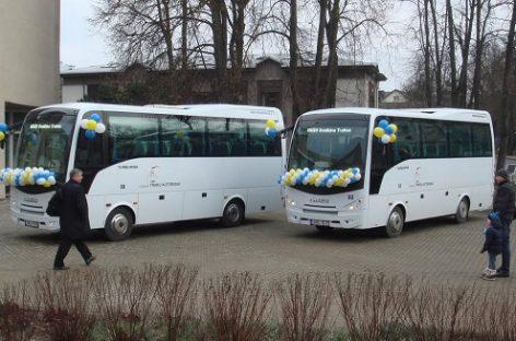 """Seimo nario N. Puteikio pranešimas: prokuratūra prašo panaikinti nesąžiningą mainų sandorį tarp UAB """"Trakų autobusai"""" ir D. Nedzinsko įmonės"""