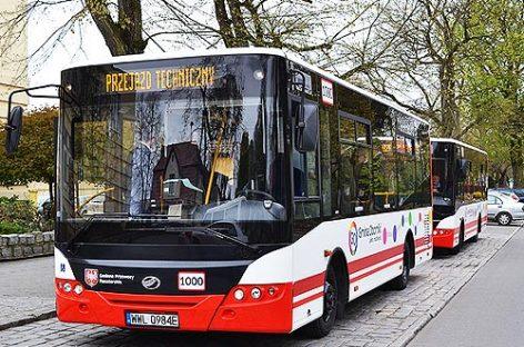Lenkai įsigijo ZAZ autobusų