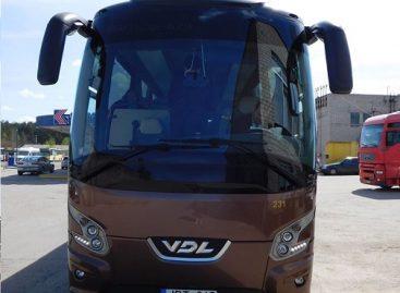 """Mažeikių autobusų parke – dar vienas """"VDL Futura"""""""