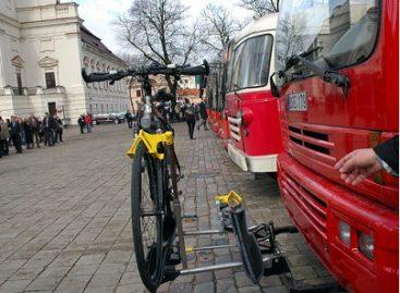 Kaune viešuoju transportu dviračius galima vežtis nemokamai