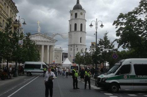 Velomaratono metu Vilniuje keisis viešojo transporto eismas