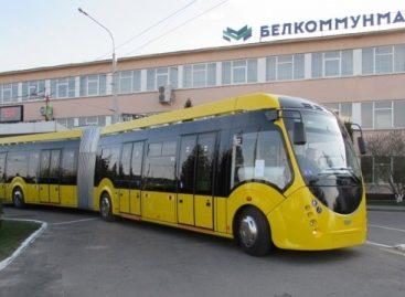 Minsko gatvėse elektriniai autobusai važinėja reguliariais maršrutais