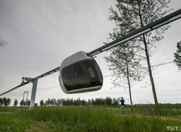 Baltarusijoje pristatomas ateities viešasis transportas