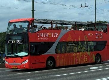 Dviaukštis hibridinis autobusas – iš Ispanijos