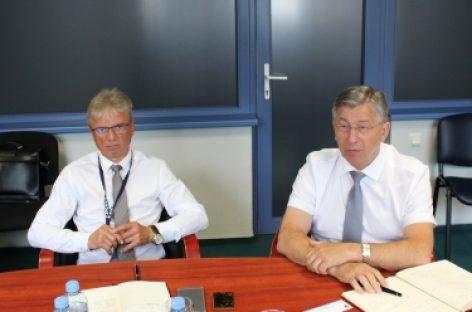 """Asociacijos """"Linava"""" ir Draudimo brokerių rūmų atstovų susitikimas"""