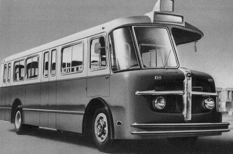 """Pegaso Z-404"" – unikalūs ispaniški autobusai"