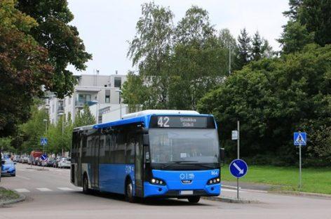 "Nauji ""Citea LLE-127"" – Suomijai"