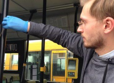 Kasdien valomi Vilniaus autobusai ir troleibusai nuo šiol bus ir dezinfekuojami