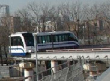 Maskvos vienabėgio transporto sistemą keis tramvajus