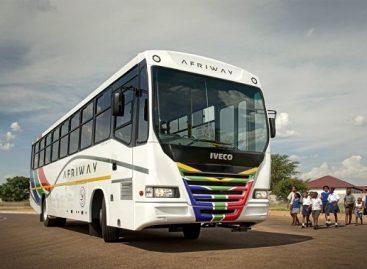 """""""Afriway"""" – autobusas Afrikos rinkai"""