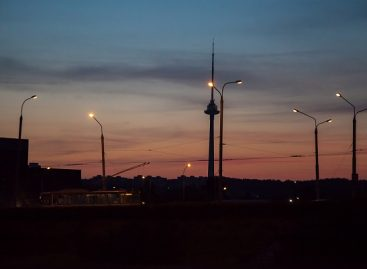 Vilnius pradeda dar vieną grandiozinį projektą: per trejus metus pakeis visą gatvių apšvietimą