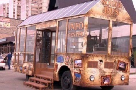 Seniems PAZ autobusams – naujas gyvenimas