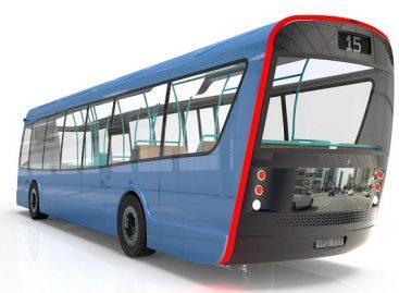 Lietuviškas elektrinis autobusas važinės lietuviškame pajūryje