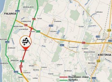 """Draudžiamas eismas dėl """"ENEOS 1006 km"""" lenktynių"""