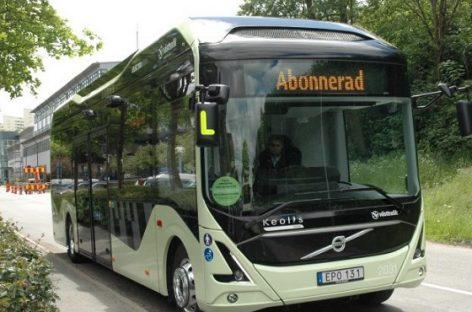 """2018-ųjų """"Tvariausio metų autobuso"""" rinkimuose – devyniolika kandidatų"""