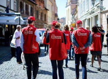 Vilniaus turistams – informacija patogesnėse vietose
