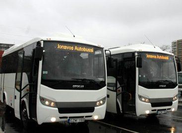 Parengti ir patvirtinti pirmieji darnaus judumo planai