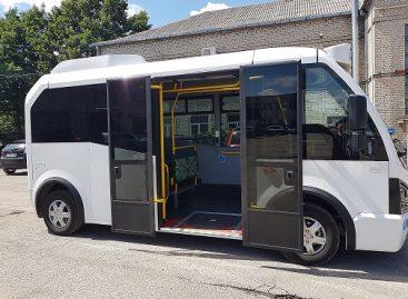 Lietuvoje išbandomas dar vienas originalus autobusas