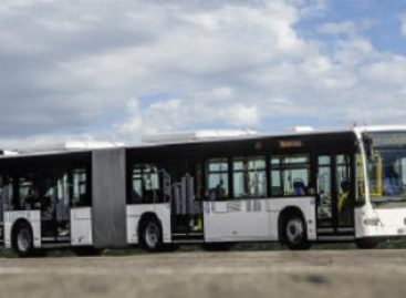 "Varšuva renkasi ""Mercedes-Benz Conecto"""