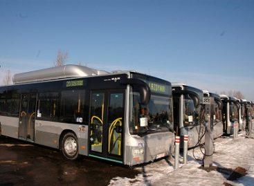 Tbilisyje iki liepos pabaigos į gatves išvažiuos 100 dujinių MAN autobusų