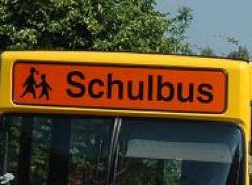 Kitąmet žadama nupirkti 200 mokyklinių autobusiukų