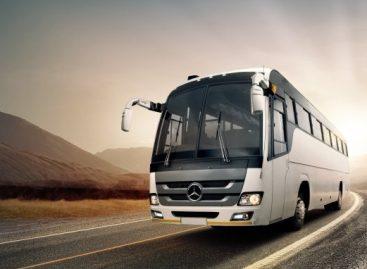 """Mercedes-Benz"" pristato du naujus autobusų modelius"