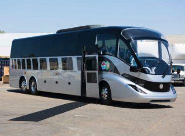 """""""Gaffoglio"""": elektrinis autobusas gali atrodyti ir taip"""