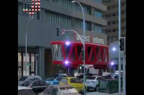 Giroskopinis viešasis transportas – ateities miestams (video)