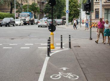 Islandijos gatvėje Vilniuje – dar daugiau erdvės pėstiesiems ir dviračiams