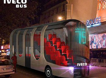 Kokie autobusai važinės Paryžiuje 2035-aisiais?