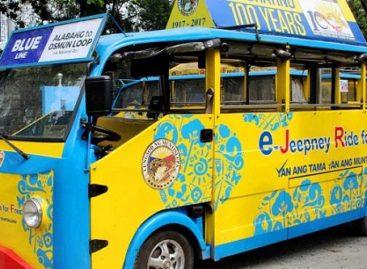 """UITP apdovanojimas – Filipinų """"e-jeepney"""""""