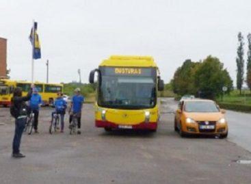 Diena be automobilio Šiauliuose: dviračio, miesto autobuso ir automobilio lenktynės