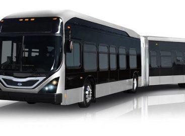 BYD pateiks Kalifornijos vežėjams 21 m ilgio elektrinius autobusus