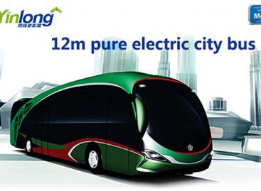 Kiniečiai pristatė elektrinį autobusą su super lengvu rėmu