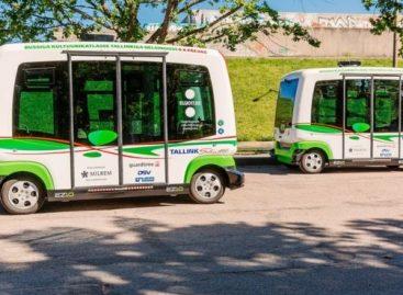 Kiek kainavo Talinui nuvažiuotas kilometras savaeigiu autobusu?