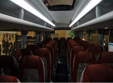 Parengtas vežėjo parinkimo keleivių vežimui maršrutu Jurbarkas–Kaunas–Jurbarkas sąlygų projektas