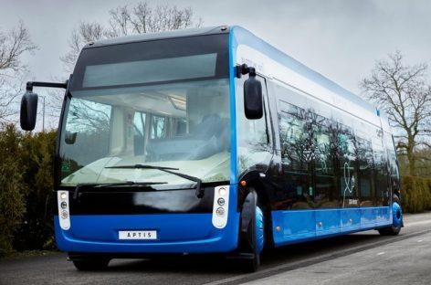 """""""Alstom"""" pirmą sykį dalyvaus """"Busworld Europe"""""""
