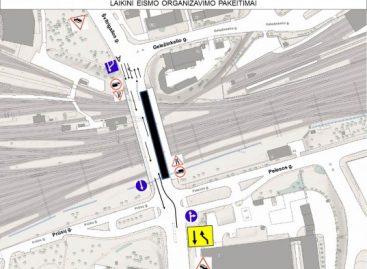 Vilniuje bus rekonstruojamas Rodūnios viadukas – laukia eismo organizavimo pokyčiai