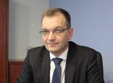 """Naujasis generalinis sekretorius T. Garuolis: darbas """"Linavoje"""" nėra svetimas"""