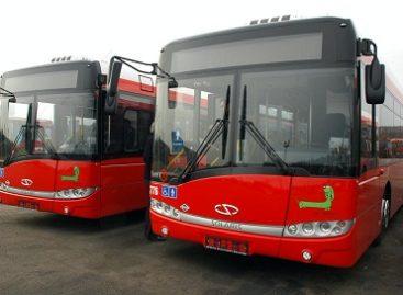 Kaune keičiami autobusų maršrutų eismo tvarkaraščiai ir numeriai