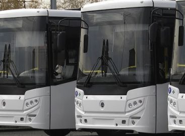 KAVZ pateiks rinkai naujus dujinius autobusus