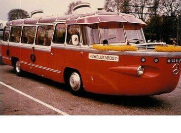 Keisčiausi autobusai