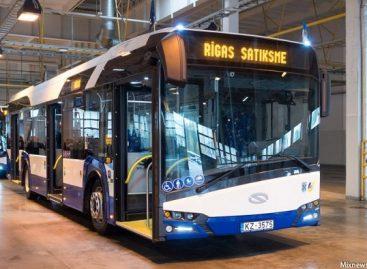 Rygoje – nauji autobusai