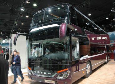 """""""Busworld Europe"""" – naujas dviaukštis """"Setra S 531 DT"""""""