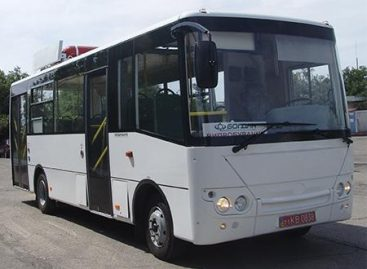 """Bogdan"" pasirengę gaminti dujinius autobusus"