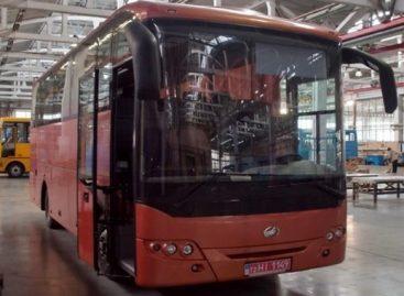 ZAZ kuria elektrinį autobusą